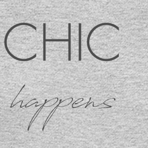 Chic happens - Men's Long Sleeve T-Shirt
