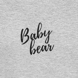 Baby bear - Men's Long Sleeve T-Shirt