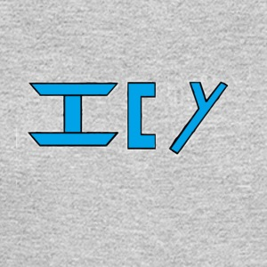 Icy - Men's Long Sleeve T-Shirt