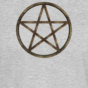 Pentacles - Men's Long Sleeve T-Shirt
