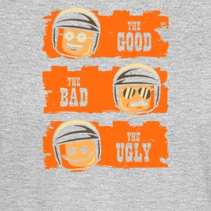 GOOD COP BAD COP UGLY COP - Men's Long Sleeve T-Shirt