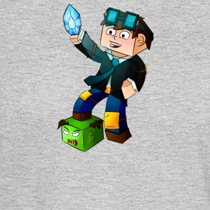 dantdm game fans - Men's Long Sleeve T-Shirt