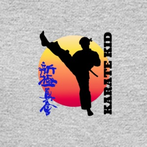 karate kid label - Men's Long Sleeve T-Shirt