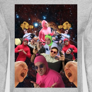 Filthy Frank - Galaxy - Men's Long Sleeve T-Shirt