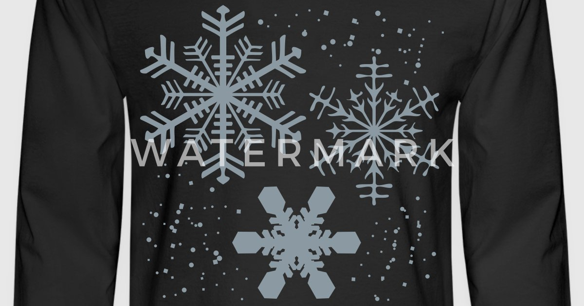 winter snowflakes design by vintagedesignertshirts spreadshirt