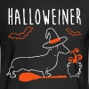 Halloweiner Shirt - Men's Long Sleeve T-Shirt