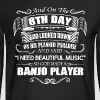 Banjo Player Shirts - Men's Long Sleeve T-Shirt