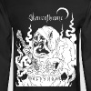 Skaventhrone Longsleeve with back print - Men's Long Sleeve T-Shirt