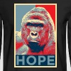 harambe hope  - Men's Long Sleeve T-Shirt