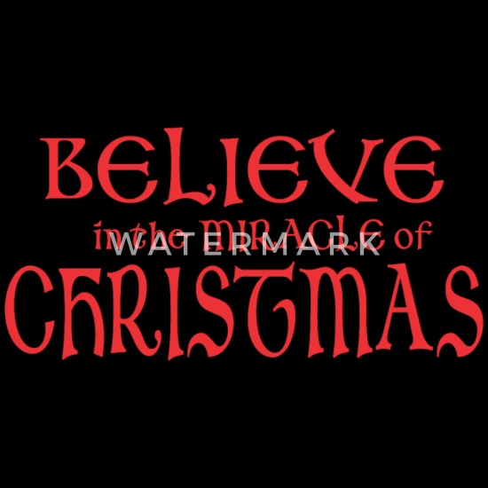 The Miracle Of Christmas.Believe In The Miracle Of Christmas Men S Long Sleeve T Shirt Black