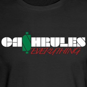 Cash Rules Everything! - Men's Long Sleeve T-Shirt