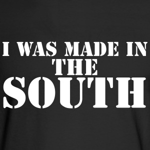 I Was Made In The South - Men's Long Sleeve T-Shirt