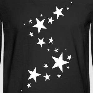 Stars - Men's Long Sleeve T-Shirt