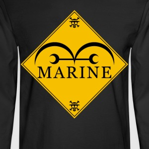 Marine - Men's Long Sleeve T-Shirt