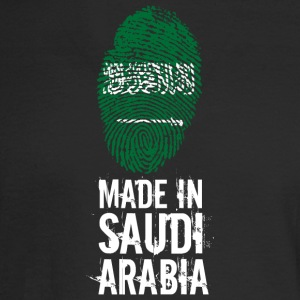 Made In Saudi Arabia / المملكة العربية السعودية - Men's Long Sleeve T-Shirt