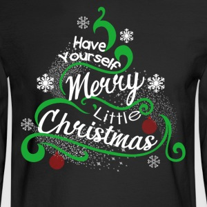 Merry Christmas Shirts - Men's Long Sleeve T-Shirt