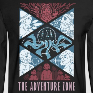 The Adventure Zone - Men's Long Sleeve T-Shirt