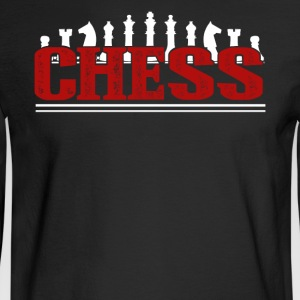 Chess Shirts - Men's Long Sleeve T-Shirt