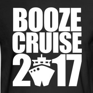 BOOZE Cruise 2017 - Men's Long Sleeve T-Shirt