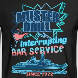 Muster Drill Cruise Shirt - Men's Long Sleeve T-Shirt