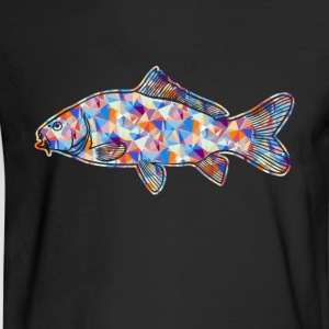 Carp Tee Shirt - Men's Long Sleeve T-Shirt