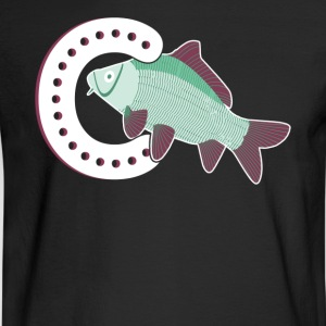 Carp Shirt - Men's Long Sleeve T-Shirt