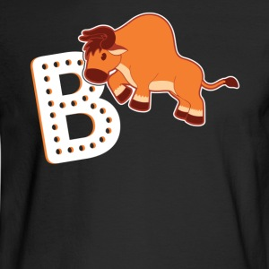 Bison Shirt - Men's Long Sleeve T-Shirt