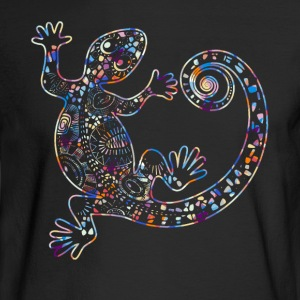 Lizard Tee Shirt - Men's Long Sleeve T-Shirt