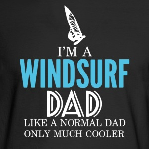 Windsurf T Shirt - Men's Long Sleeve T-Shirt