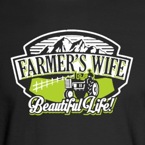 Farmer T Shirt - Men's Long Sleeve T-Shirt