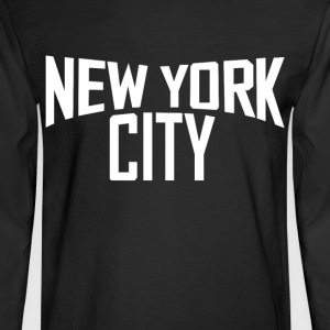 New York City - Men's Long Sleeve T-Shirt
