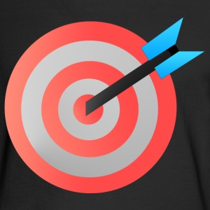 darts target zielscheibe dartpfeile pfeile dartboa - Men's Long Sleeve T-Shirt
