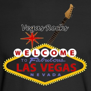 Vegas Rocks - Men's Long Sleeve T-Shirt