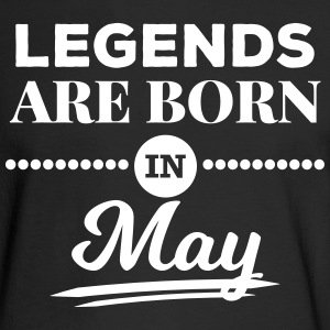 legends are born in may birthday gift present