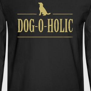 Dog O Holic - Men's Long Sleeve T-Shirt