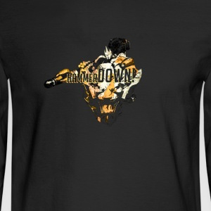 Hammer Down! - Men's Long Sleeve T-Shirt