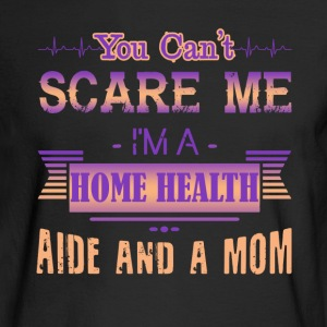 Home Health Aide Mom Shirt - Men's Long Sleeve T-Shirt
