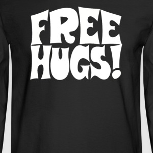 Free Hugs - Men's Long Sleeve T-Shirt