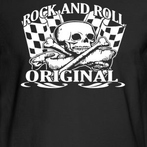 Rock And Roll - Men's Long Sleeve T-Shirt