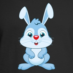 Cute Rabbit - Men's Long Sleeve T-Shirt