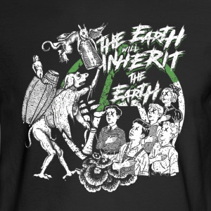 The Earth Will Inherit the Earth - AnPrim - Men's Long Sleeve T-Shirt