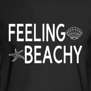 Feeling Beachy - Men's Long Sleeve T-Shirt