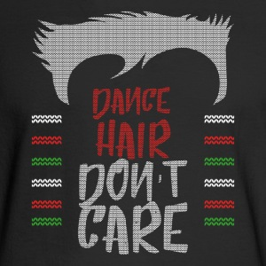 Ugly sweater christmas gift for dancing - Men's Long Sleeve T-Shirt