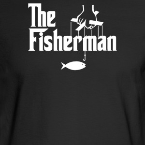 The Fisherman - Men's Long Sleeve T-Shirt