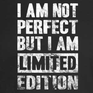 Not Perfect Limited Edition - Men's Long Sleeve T-Shirt