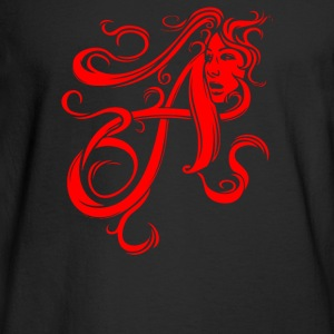 The Scarlet Letter - Men's Long Sleeve T-Shirt