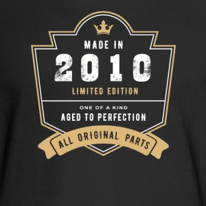 Made In 2010 Limited Edition All Original Parts - Men's Long Sleeve T-Shirt