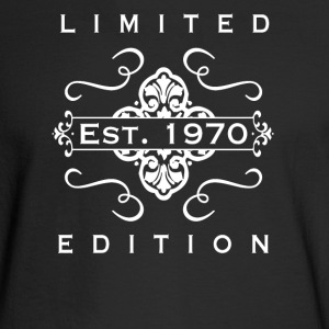Limited Edition Est 1970 - Men's Long Sleeve T-Shirt