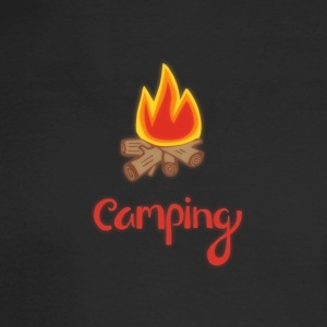 Camping - Men's Long Sleeve T-Shirt