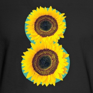 8 Exabytes Sunflower by GVD - Men's Long Sleeve T-Shirt